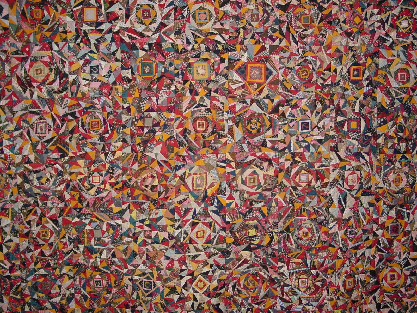 Vintage Crazy Quilts 65